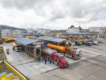 Petroecuador despachó cerca de 517 millones de galones de combustibles, localmente, durante 2021