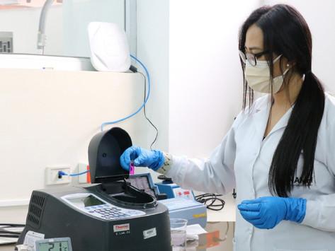 Laboratorio de INAMHI recibió equipamiento técnico para el análisis decontaminantes