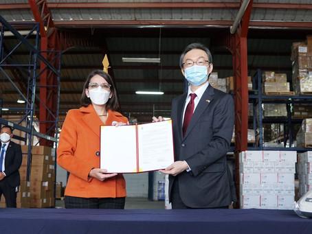 Gobierno de Japón donó al MSP los primeros 84 electrocardiógrafos