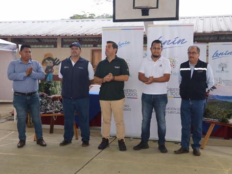 El proyecto hidroeléctrico Paute Cardenillo ya cuenta con licencia ambiental