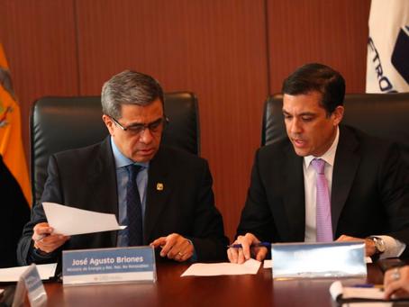 EP Petroecuador realiza concurso internacional de largo plazo para la exportación de 20,16 millones