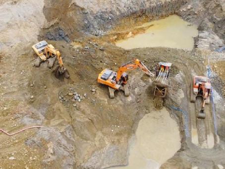 25 concesiones mineras suspendidas en cinco provincias por incumplimiento a la normativa ambiental