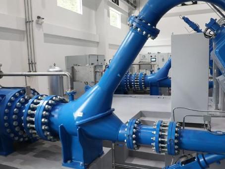 Epmaps inicia operación comercial de la energía generada por la central Chalpi