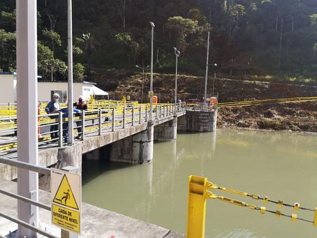 Inicia llenado del túnel Pilatón Sarapullo en el proyecto hidroeléctrico Toachi Pilatón