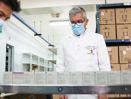 MSP alienta precios justos con el proceso de abastecimiento de medicamentos