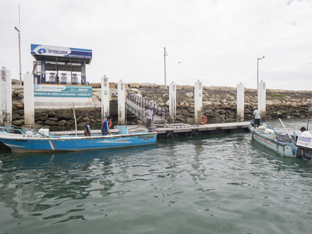 Petroecuador despachó más de 21 millones de galones de combustibles para pesca artesanal