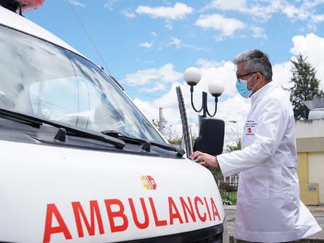MSP implementará Plan de Intervención de Transporte Medicalizado