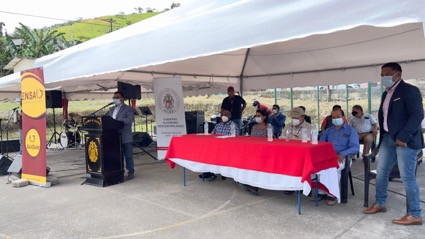 132 familias del sector de Parambas se benefician de un proyecto de conectividad  comunitaria