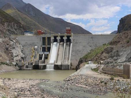 Gobierno Nacional recibe  las centrales hidroeléctricas Minas San Francisco y Sopladora