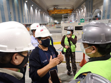 Comisión de Fiscalización verificó el funcionamiento de la central hidroeléctrica Coca Codo Sinclair