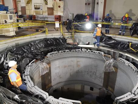 El montaje electromecánico en el Proyecto Hidroeléctrico Toachi Pilatón avanza en siete frentes