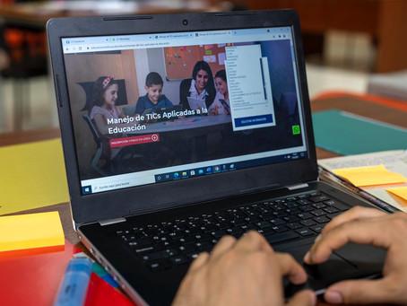 """Docentes de El Pangui se benefician del curso """"TICS aplicados a la educación"""" impulsado por ECSA"""