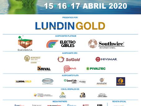 EXPO CONFERENCE XIII EXPOMINAS, QUITO - ECUADOR