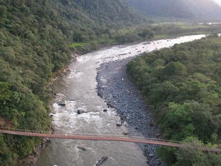 CELEC EP convocó a licitación de obras para controlar la erosión del río Coca