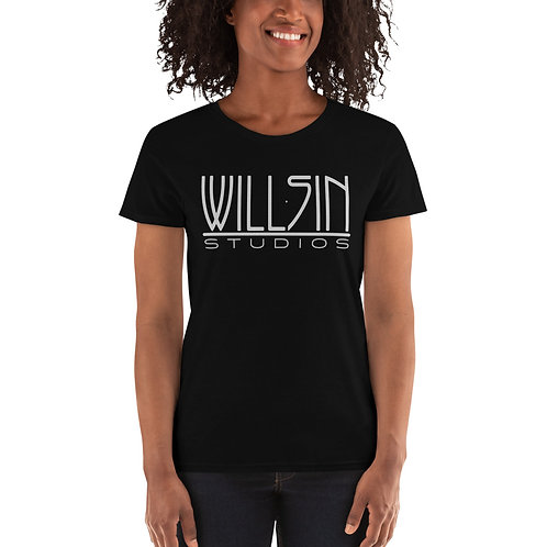 Women's Logo T-shirt Black