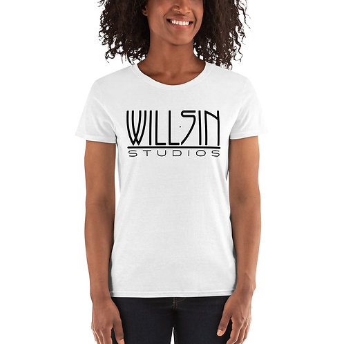 Women's Logo T-shirt White