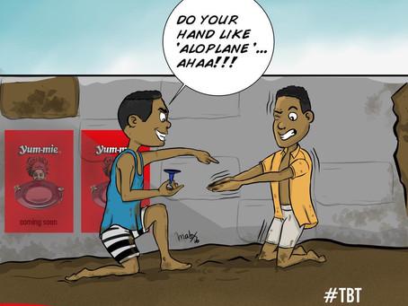 7 Memorable Ghanaian Games...