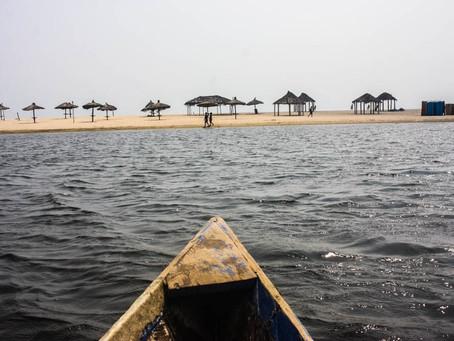 WHEN IN GHANA...