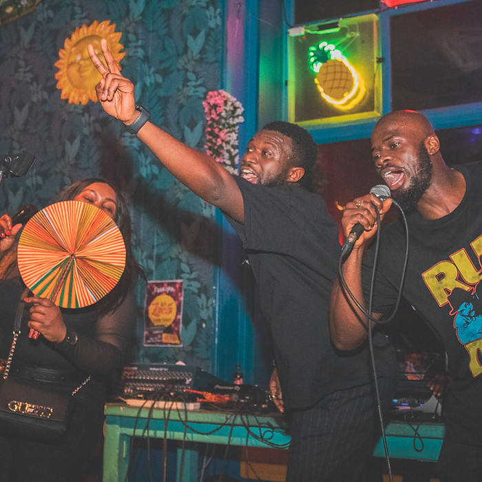 HIPLIFE KARAOKE: ONE YEAR ANNIVERSARY