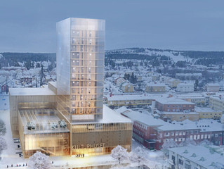 Ønsker nytt hotell velkommen til Steinkjer
