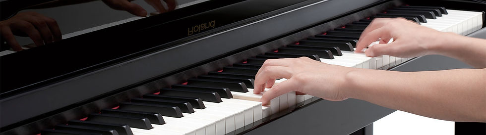 Piano lessons for advanced students in Mesa, Az