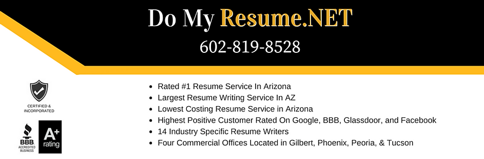 do my resumenet top rated resumes - Resume Service Phoenix