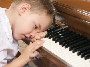 How Do I Get My Child To Practice The Piano?