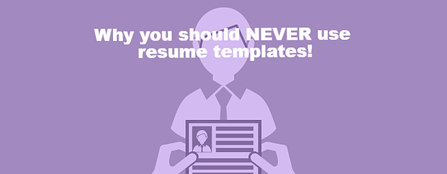 Why Are Resume Templates In Ms Word Bad