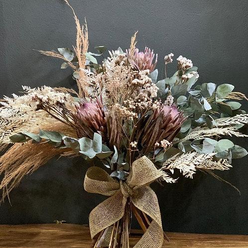 Buquê Dry Protea