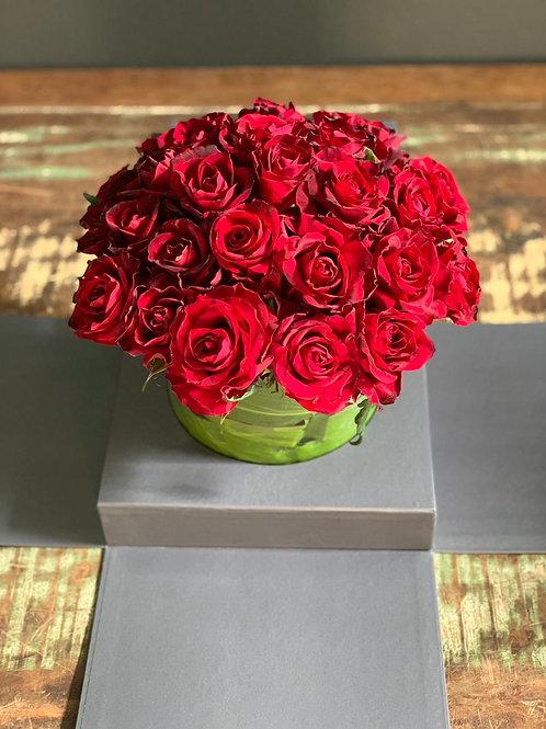 Cake Flower de Rosas