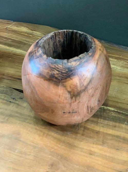 Bola de Madeira Demolição