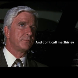 Slowly, but surely... (Stop Calling Me Shirley)