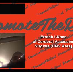 Errahh I-Khan Interview | PromoteTheReel.com