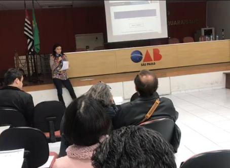 Audiência sobre Orçamento - Vila Mariana