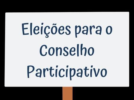 Eleições para o Conselho Participativo