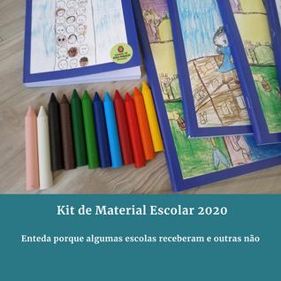 Kit de Material Escolar