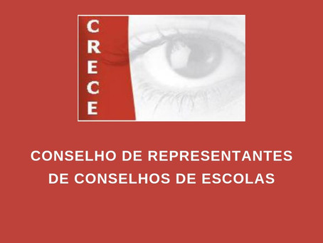 CRECE - O Conselho das Escolas Públicas