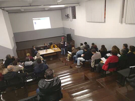 Audiência sobre o Orçamento - Lapa