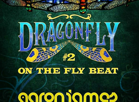 On the Fly Beat Vol 2. Dragonfly HK