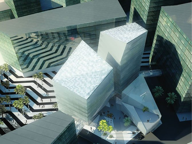 King Abdullah Financial Area, Saudi Arabia