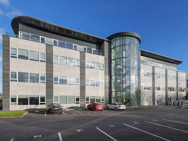 Office Block at Mallow, Co. Cork