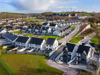 Housing Development of 120 units, Sallybrook, Co. Cork