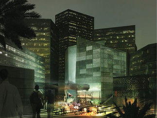 King Abdullah Financial Area, Saudi Arabia