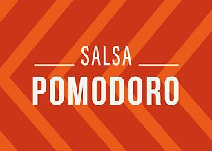 SALSA POMODORO (470gr ó 260gr)