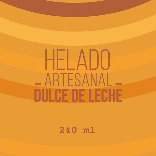 HELADO DE DULCE DE LECHE -240gr-
