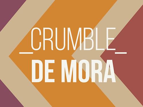 CRUMBLE DE MORA