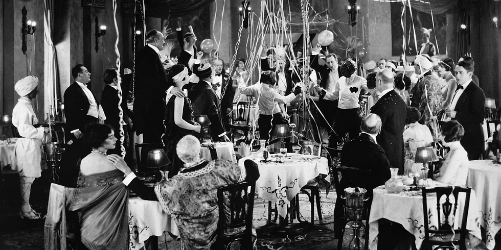 NYE Speakeasy - SOLD OUT
