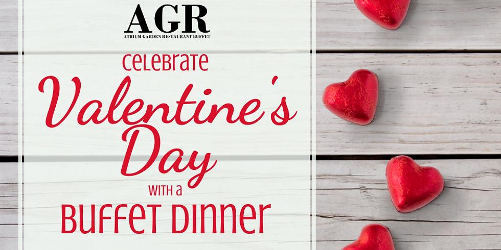 Valentines Day Buffet Dinner