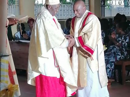 Ordinazione Diaconale in Tanzania