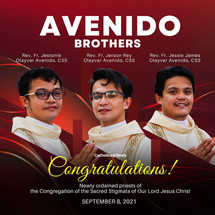 Tre fratelli ordinati preti nelle Filippine lo stesso giorno